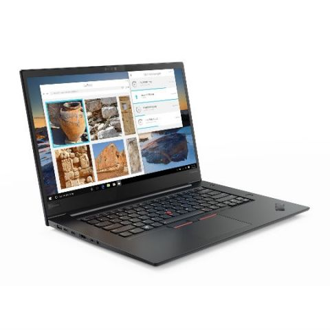 Lenovo ThinkPad X1 Extreme laptop with NVIDIA GeForce 1050Ti GPU announced at IFA 2018