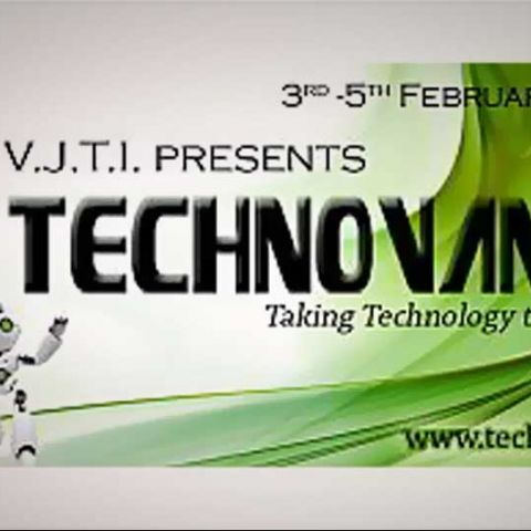 VJTI's Technovanza 2012 festival kicks off tomorrow