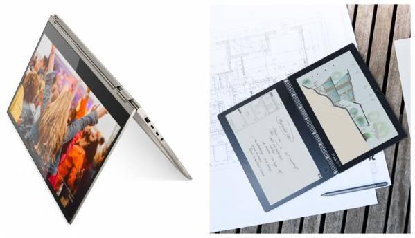 Lenovo Yoga C930 and Yoga Book C930 laptops announced at IFA 2018