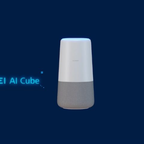Huawei announces AI Cube smart speaker with Alexa and 4G hotspot