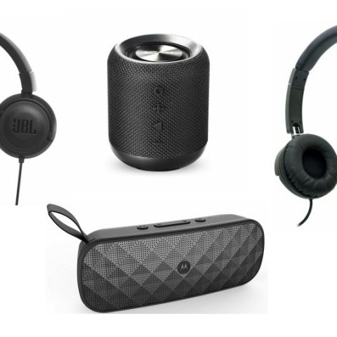 Best audio devices deals on Paytm Mall