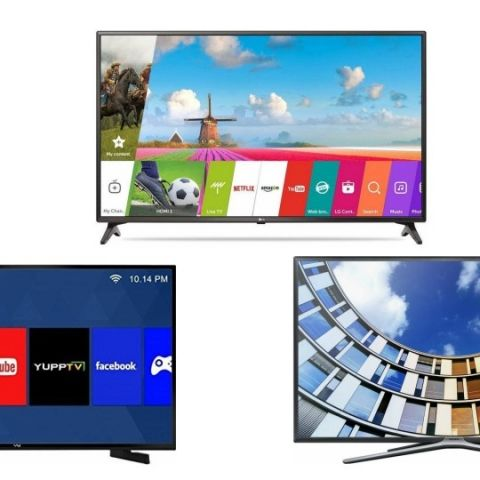 Best TV deals on Paytm Mall: Discounts on Samsung, LG and more
