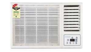 Croma CRAC1191 1 Ton 3 Star Window AC (White)