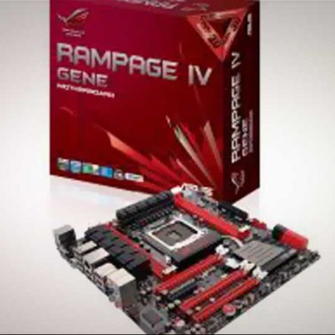 Asus launches ROG Rampage IV Gene X79 in India, at Rs. 18,650