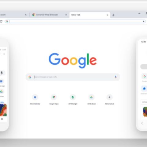 Chrome OS 69 releases with Material Design and brings Linux apps to