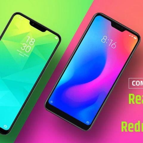 Xiaomi Redmi 6 Pro Vs Realme 2: Specs, price and features
