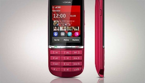 Nokia Asha 300 available online for Rs. 6,385