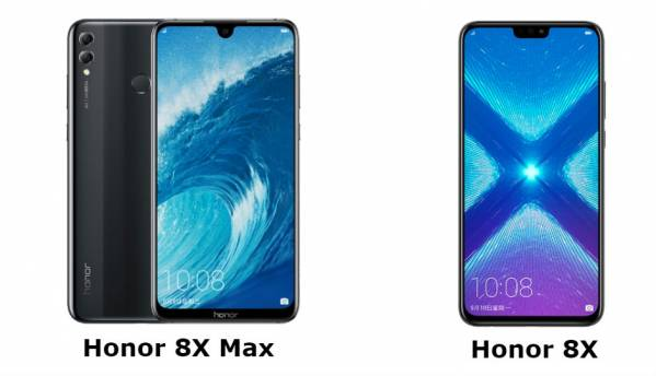 Honor 8X, Honor 8X Max launched in China