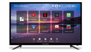Cloudwalkar 39.37 inches Smart Full HD LED TV