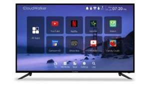 Cloudwalkar 50 इंच Smart Full HD LED टीवी