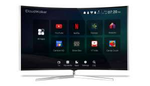 Cloudwalkar 65 inches Smart 4K LED TV