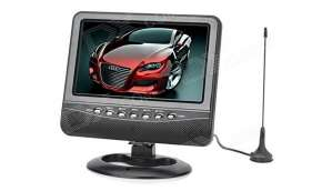 Finicky World 9.5 inches HD Ready LCD TV