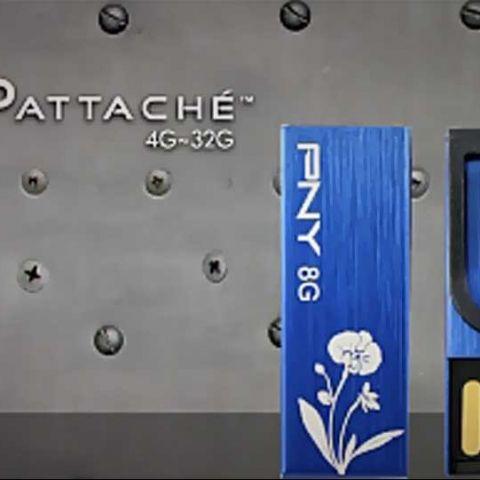 PNY launches Clip Attache USB flash drives