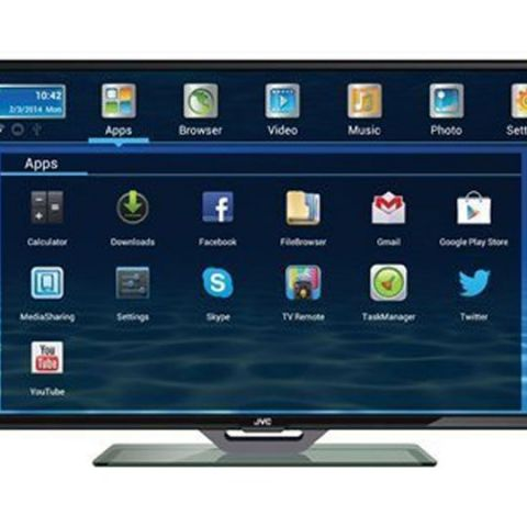 d8359be67 JVC 40 inches Full HD LED TV TV Price in India