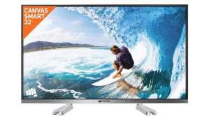 Micromax 32 inches Smart HD Ready LED TV