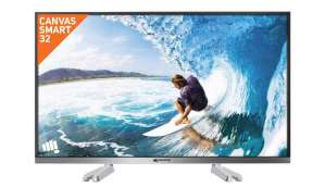 Micromax 32 inches Smart HD Ready LED TV (32 CANVAS-S)