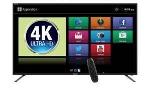 Mitashi 49 inches Smart 4K LED TV