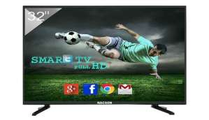 Nacson 32 inches Smart HD Ready LED TV
