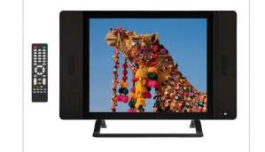 Pushbrite 17 inches HD Ready LED TV
