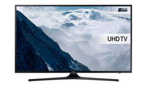 Samsung 50 inches Smart 4K LED TV (50KU6000)