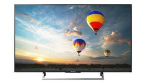 Sony 43 inches Smart 4K LED TV (KD-43X8200E)