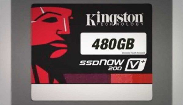 Kingston launches SSDNow V+200 drives