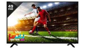 VU 49 inches Full HD LED TV (49D6575)