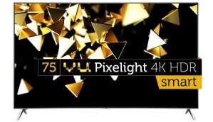 VU 75 inches Smart 4K LED TV