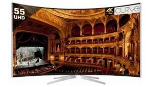 VU 55 inches Smart 4K LED TV (TL55C1CUS)