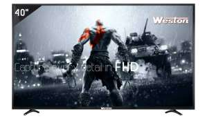 Weston 40 inches Full HD LED TV