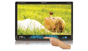 Worldtech 11 inches HD LED TV
