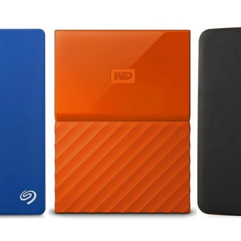Best storage devices deals on Paytm Mall