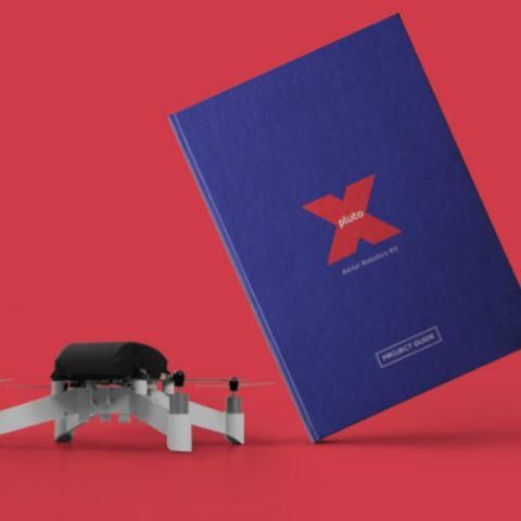 PlutoX DIY Aerial Robotics Kit now on Indiegogo for $149