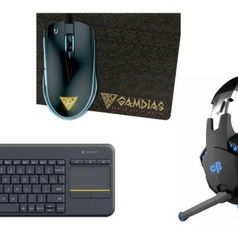 Top gaming gadgets deals on Flipkart