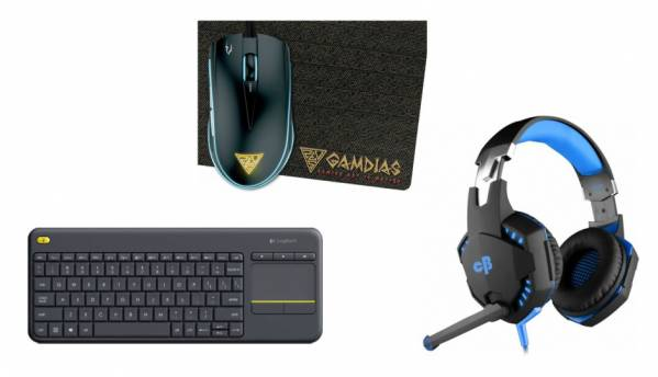Top gaming gadgets deals on Flipkart