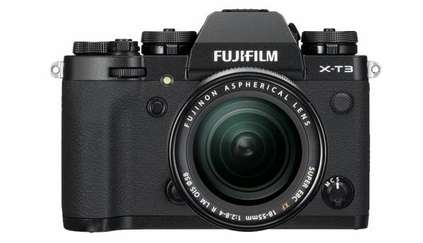 Fujifilm X-T3 announced, to be available September 20 onwards