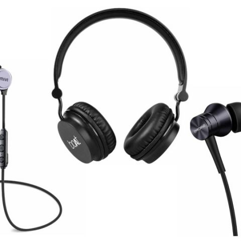 Best headphone deals on Amazon: Discounts on Tagg, boAt, and more