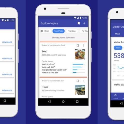 Google's 'Blog Compass' app launched to help Indians manage their blogs easily