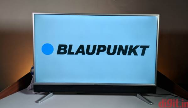 Blaupunkt 4K UHD, Smart Sound and Family Series of televisions launched in India starting at Rs 12,999