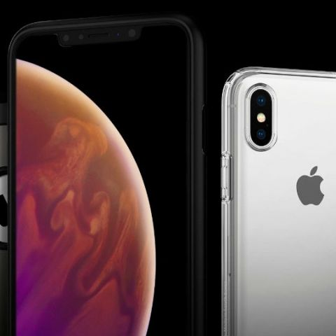 Apple iPhone Xs, iPhone Xs Max cases listed on Spigen's website ahead of today's launch