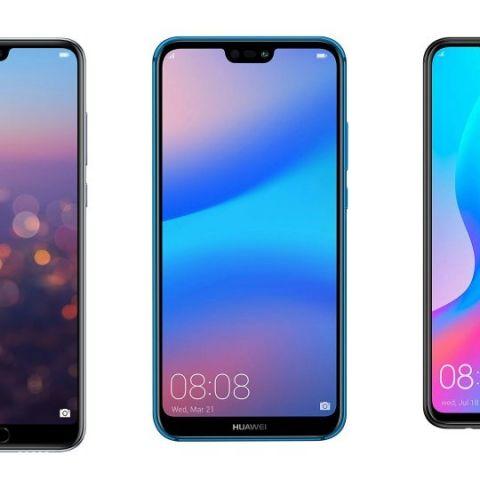 Amazon Huawei Grand Sale: Discounts on Nova 3i, Nova 3, P20 Pro and more