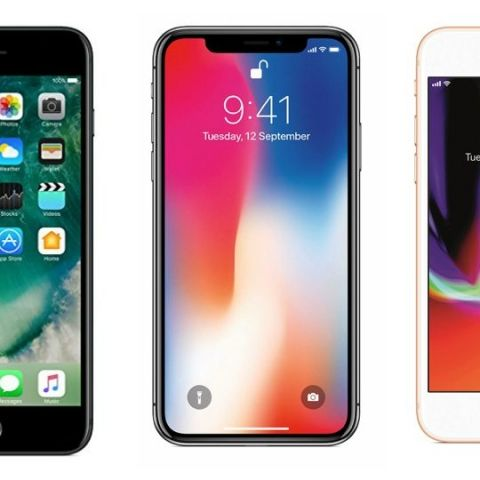 Paytm Mall iPhone Super Sale: Cashback on iPhone X, iPhone 8 and more