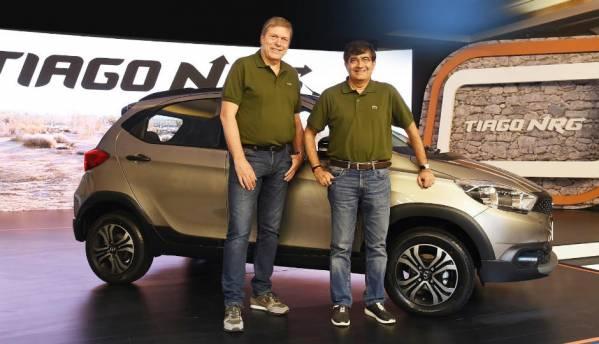 Tata Motors launches Tiago NRG to take on Ford Freestyle