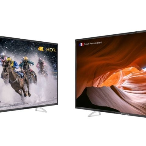 Thomson UD9 series 50-inch, 55-inch 4k UHD TVs launched in India starting at Rs 33,999