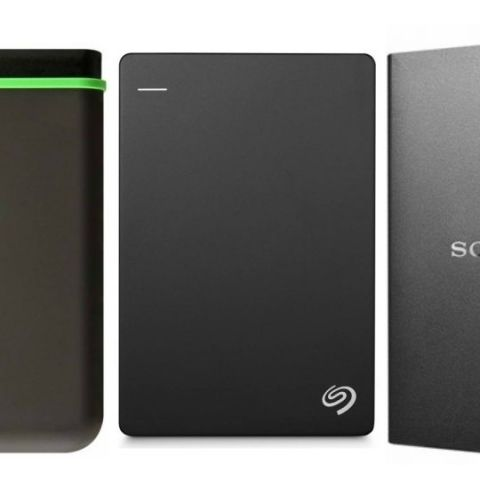 Best portable Hard drive deals on Flipkart: Discounts on Seagate, Toshiba and more