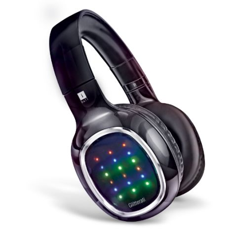 iBall Glitterati foldable headphone with LED light effects launched at Rs 2,499