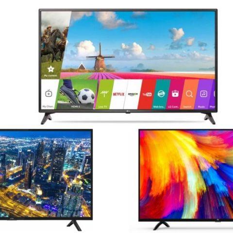 Best Smart TV deals on Flipkart: Discounts on LG, Vu,  and more