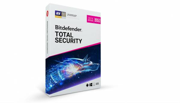 Bitdefender launches 'Total Security 2019' for Rs 2519 in India