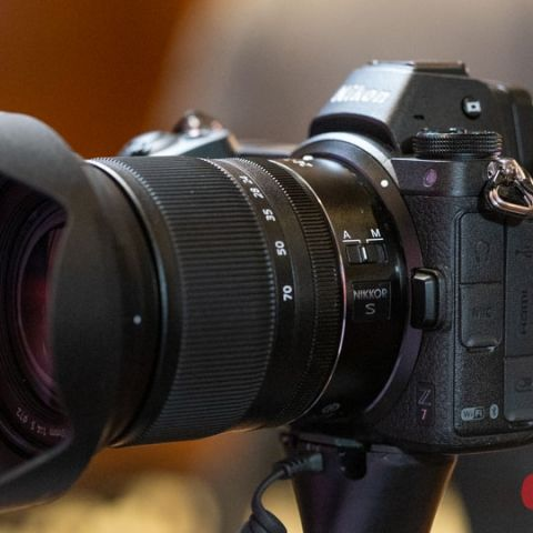 Nikon Z7 and Z6 first impressions: Just like a DSLR, but