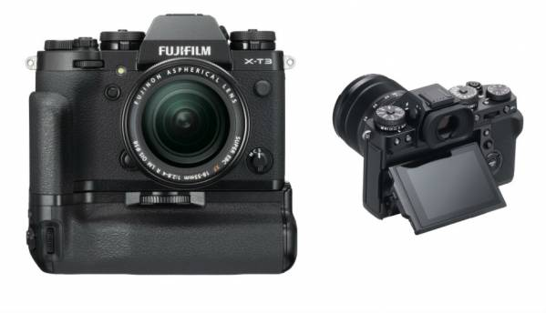 Fujifilm X-T3 mirrorless camera with X-Trans CMOS 4 sensor launched in India